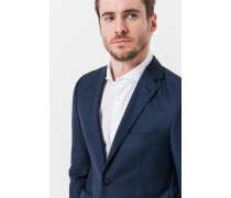 Melierter Anzug Serino-Soci in Blau