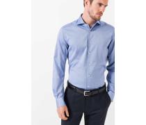 Oxford-Hemd Trissio in Blau