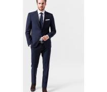 Karierter Anzug Palo-Rico in Blau