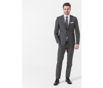 Melierter Sartorial Anzug Tavo-Seco in Grau