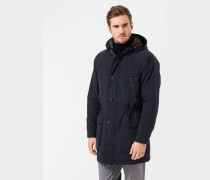 Winter-Parka Pavo in Marine