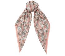 Egle H6S073030 Halstuch mit rosanem Print