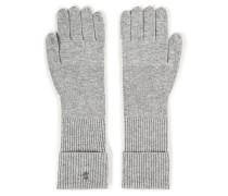 Handschuhe aus Wolle mit Kaschmir