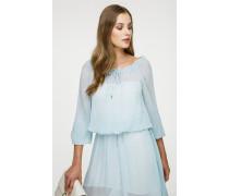 Chiffon-Kleid im Lagen-Look