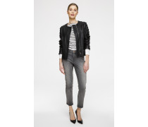 Capri-Jeans im Slim Fit