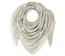 Schal im Logo-Jacquard