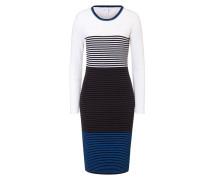 Virgin Wool Striped Dress