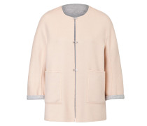 Reversible Wool Cashmere Jacket