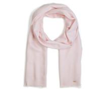 Wool Silk Patterned Scarf