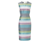 Lurex Striped Dress