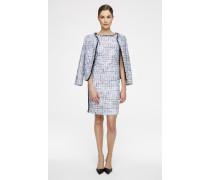 Etuikleid in Tweed-Qualität