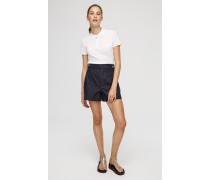 Shorts in Stretch-Denim-Qualität