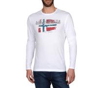 Langärmliges T-Shirt OFFICIAL STORE NAPAPIJRI