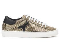 Sneaker Gold Snake