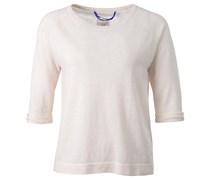 Cropped Sweater Whisper Skin