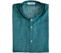 Leinenhemd Smaragd