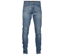 Slim Jeans 'Evolve' Blau