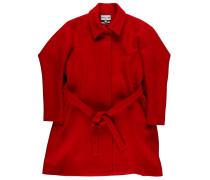 Belted Coat Tsar Rot