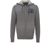 Hooded Zip Jacket Buddha Castlerock