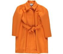 Belted Coat Tsar Orange