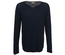 Dawe Sprayed Black Sweater Indigoblack