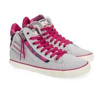 Sneaker Grau Pink