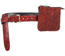 Multibag Belt Brick Red