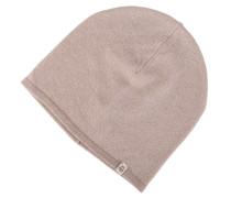 Beanie-Mütze Kaschmir Mink