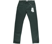 Clifton Slim Brushed Chino Stormy Sea