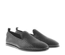 Ipanema Weave Slipper Black