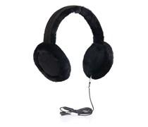 Wired Earmuffs Black