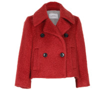 Wolljacke Mineral Red