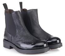 Mini Boots Schwarz