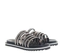 75 Charles Road Sandals Black Antracite