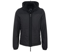 Bargund Leichte Daunenjacke All Black