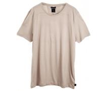 T-Shirt Hellbraun