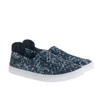 Slip-On Sneaker Blau