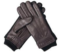 Handschuhe Sportive Piquet Mocca