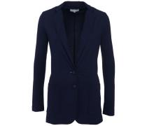 Langer Jersey Blazer Dress Blue