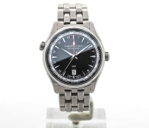 Jazzmaster GMT Automatic Steel H32695131