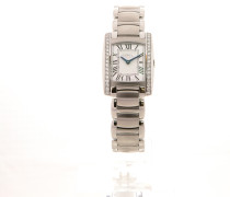 Brasilia Lady Guilloche Diamonds 1216068