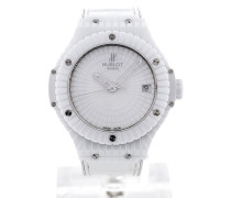 Big Bang 41 Automatic White Caviar 346.HX.2800.RW