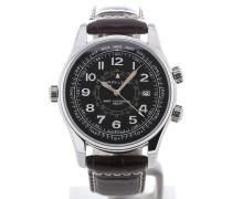 Khaki Navi 42 Automatic GMT H77505535