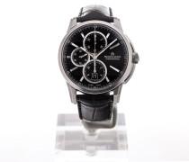 Pontos 43 Chronograph Black Dial PT6188-SS001-330