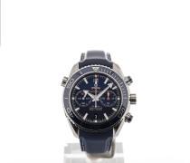 Seamaster Planet Ocean 46 Chronograph Blue Strap 232.92.46.51.03.001