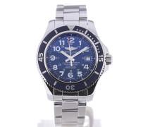 Superocean II 42 Automatic Blue Dial A17365D1/C915/161A