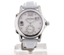 Dual Time 38 GMT MOP Dial 3343-222/391