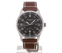 Airboss 42 Chronograph Brown Strap 241507