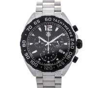 Formula 1 Quartz Chronograph Stainless Steel Black Dial CAZ1010.BA0842