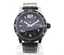 Admiral 42 GMT Leather L3.668.4.56.2